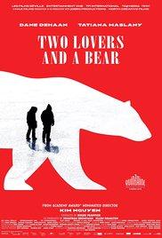 兩個愛人和一隻熊
